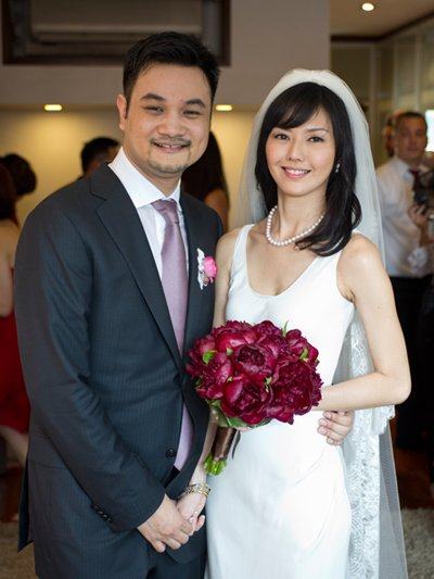 [Cpop] Stefanie Sun Will Hold Wedding Ceremony Today!