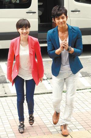"""Jiro Wang Confirmed to Star in """"Absolute Boyfriend"""""""