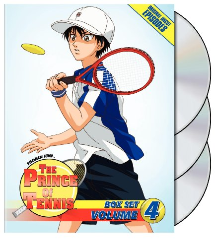 Prince Of Tennis Available On Amazon Instant Video