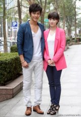 "Jiro Wang Wearing Too Little for ""Absolute Boyfriend""?"