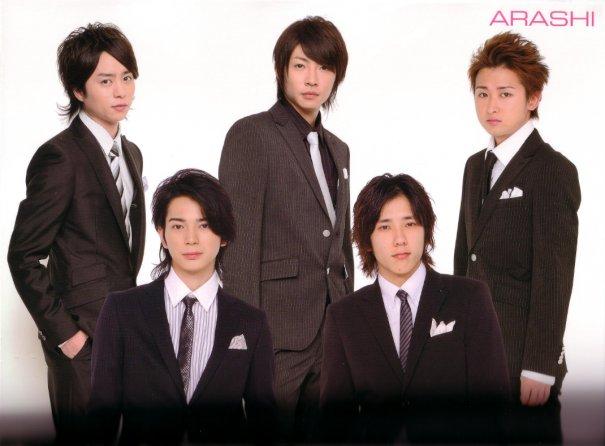 Arashi's Charity Event!
