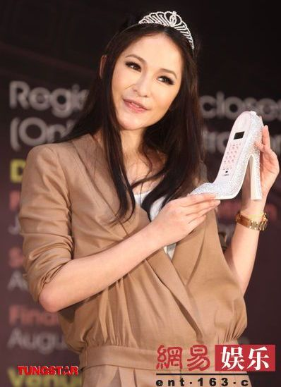 [Cpop] Elva Hsiao Doesn't Care About Golden Melody Award Nominations