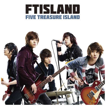 F.T. Island's Big Success In Japan!