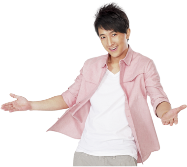 Hangeng in CF for Meng Niu Yoghurt