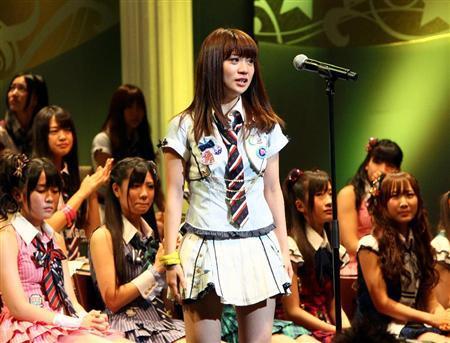 [Jpop] Early Results For AKB48's 3rd Senbatsu Election