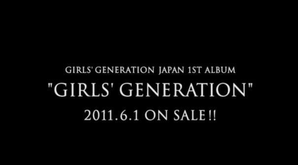Girls' Generation Releases Second Trailer For Their Album!