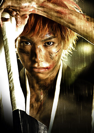 Rock Musical Bleach Gets New Cast