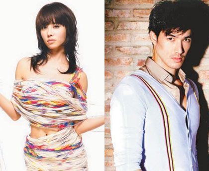 Jolin Tsai's Bf Comments On Intimate Dance