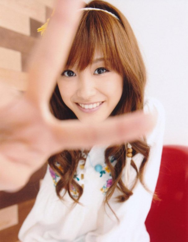 [Jpop] Ai Takahashi To Open Ameba Shop