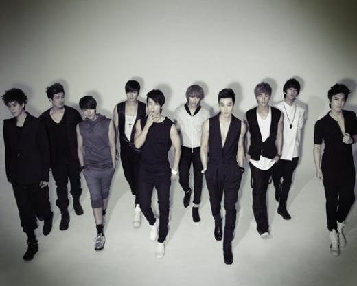 [Kpop] Super Junior Begins Work On 5th Korean Album