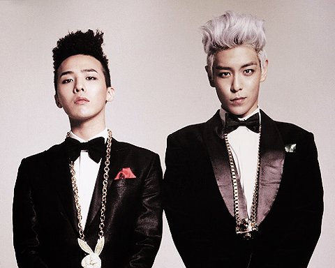 [Kpop] New Stuff from GD & TOP?