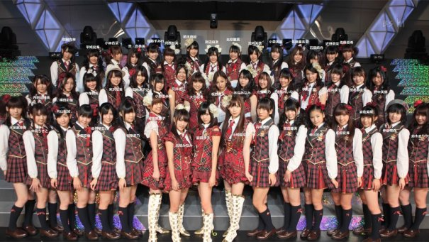 [Jpop] AKB48 2011 Senbatsu Election Final Results
