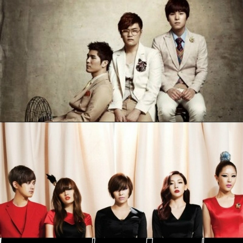 [Kpop] 4MEN and Sunny Hill Return to M! Countdown