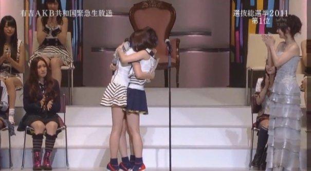[Jpop] AKB48 3rd Senbatsu Election Recap Position 1 To 7!
