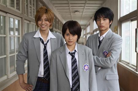 "Male Leads Announced for ""Hana Kimi"""