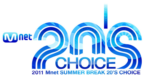 """Mnet Summer Break 20's Choice Awards"" Nominees"