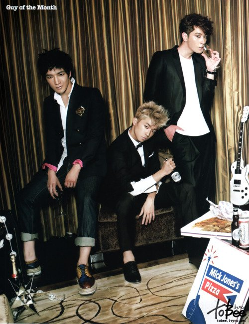[Kpop] 2PM for Cosmopolitan Korea + Individual Interviews