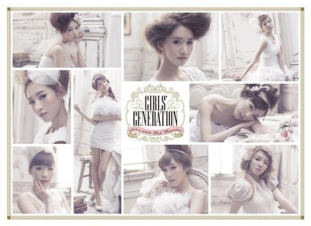 Girls' Generation Tops G-Music Chart With Debut Japanese Album