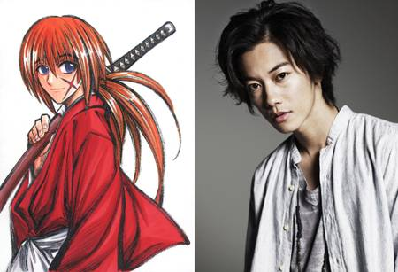 Rurouni Kenshin Live-Action Film to be Released in 2012