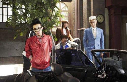 [Kpop] GD&TOP Change Logo + Release