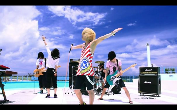 """[Jrock] Fear, and Loathing Unleashes """"Jump Around"""" PV"""