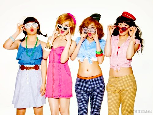 miss A for Ceci Korea