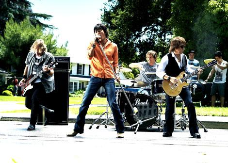B'z will Ustream North American Concert + Pepsi CM