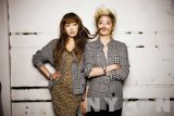 f(x)'s Amber and Victoria Featured in August Issue of Nylon Korea