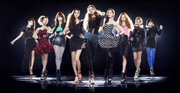 """SNSD Shares """"Mr. Taxi"""" Korean Version & Concert Through Facebook"""