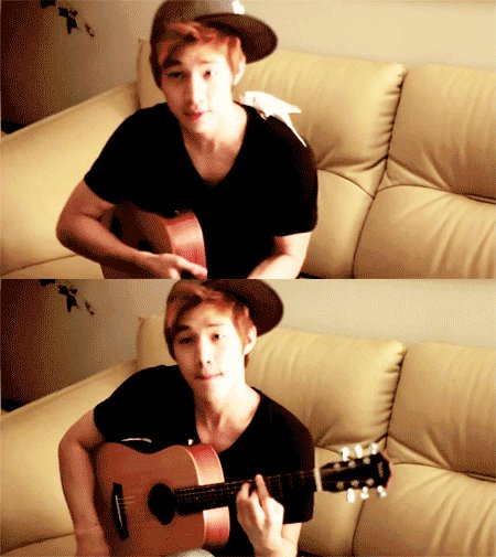 Super Junior M's Henry Sings Bruno Mars'
