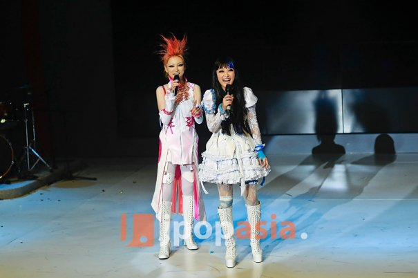 [Jrock] [Exclusive] hANGRY&ANGRY Wows Audience at CLAS:H Concert