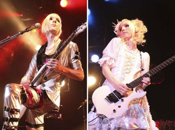 [Jrock] Too Beautiful YOHIO Holds Concert in Japan