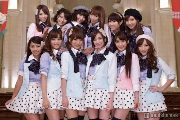 [Jpop] SDN48's Last MV Song includes AKB48's Kashiwagi Yuki