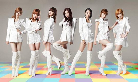 "[Updated]Rainbow releases covers+tracklists for ""Gonna Gonna Go!"""