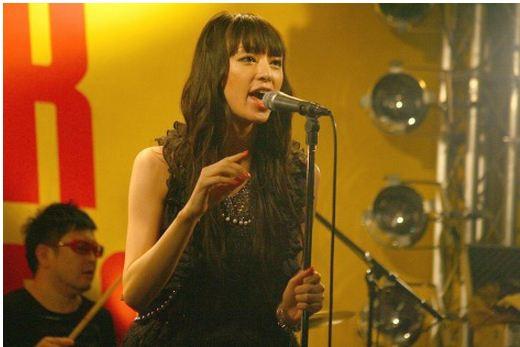 Chiaki Kimura Performs at Valentine Preimum Live