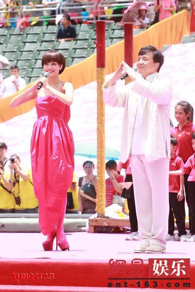 joey wong secret daughter 21 jackie chan joey yung celebrate hong kong    Joey Wong Daughter
