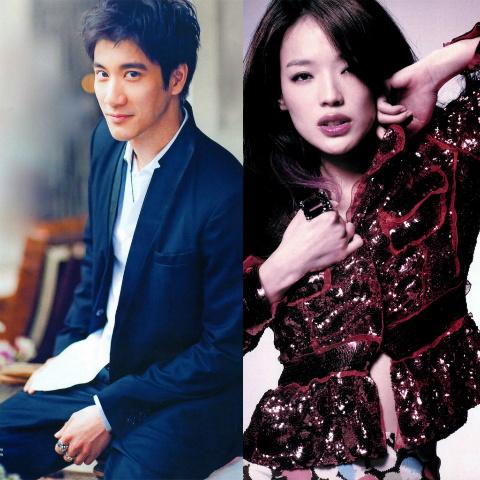 Lee Hom Wang and Shu Qi Back Together?