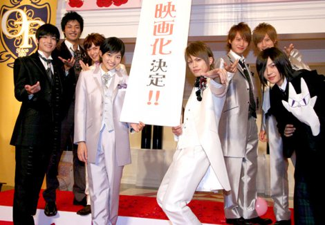 رد: ••|| أخبار الدراما اليابانيه ومشاهيرها || ••,أنيدرا