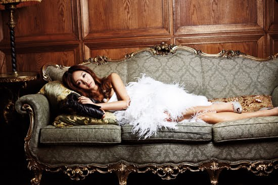 G.NA Makes Comeback on Music Bank with
