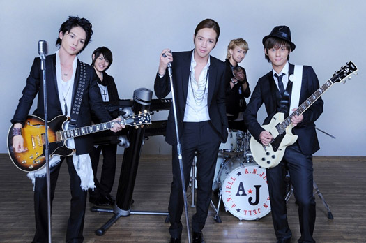 [Jpop] A.N.JELL & YUI Topped Charts
