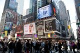 K-Pop Takes Over New York City's Time Square