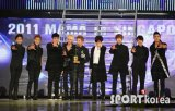 2011 Mnet Asian Music Award Winners