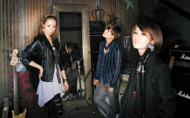 9630 d4pm84vno4 STEREOPONY, Japans All Girl Rock Band, Announces Breakup!