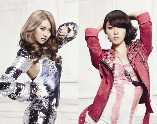 4Minute's Ga Yoon and Ji Yoon Announced As Cube's Next Unit Group