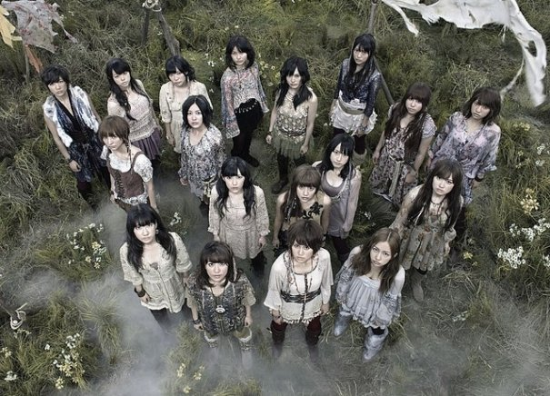 [Jpop] AKB48 Wins 53rd Japan Record Awards