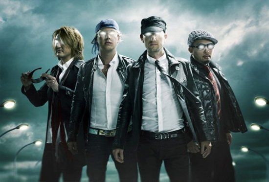 MONKEY MAJIK's New Single for Japanese Red Cross