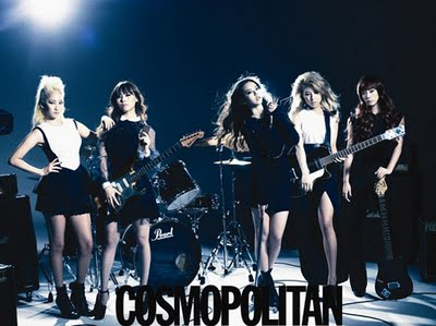 girls on tv吉他谱