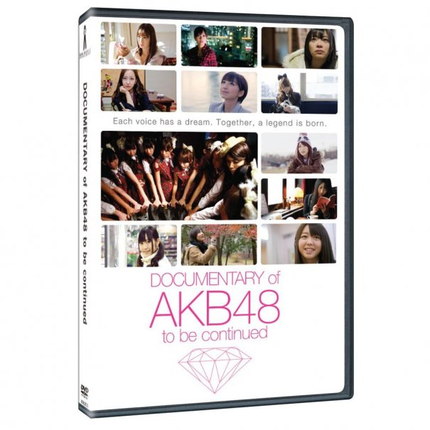[Jpop] [DVD Review] DOCUMENTARY of AKB48 - to be continued