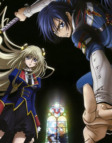 [Jpop] 'Code Geass: Bōkoku no Akito' to Screen in Theatres