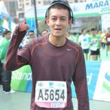 Edison Chen Runs Marathon for Charity